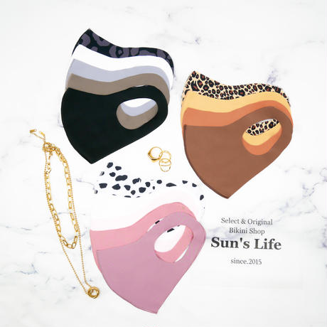 即納 Sun'sLifeオリジナル 速乾性ATマスク Modern
