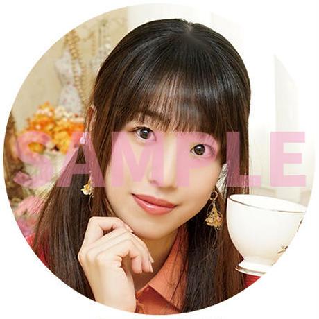 富田麻帆バースデー ランダム缶バッジ2021