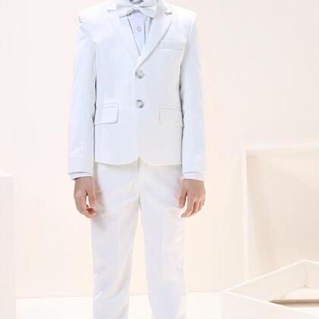 子供服 キッズ ボーイズ スーツ セット フォーマル 紳士服 入学式 卒業式 春 秋 1783