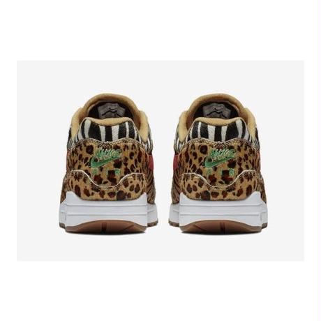 "AIR MAX 1 x ATMOS ""ANIMAL PACK2.0""(2018all black box)"