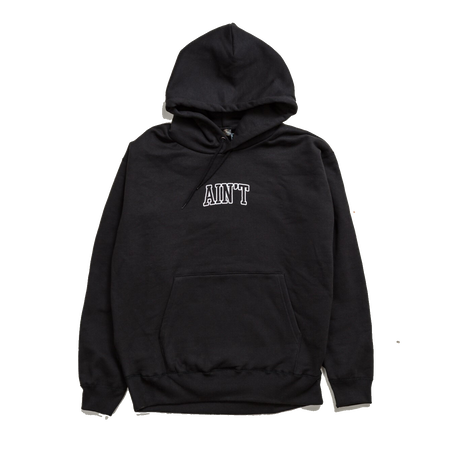 Where Everything Began Hoodie Black