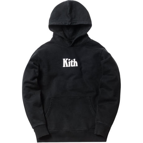 "KITH x Timberland ""Williams Hoodie"" Black"