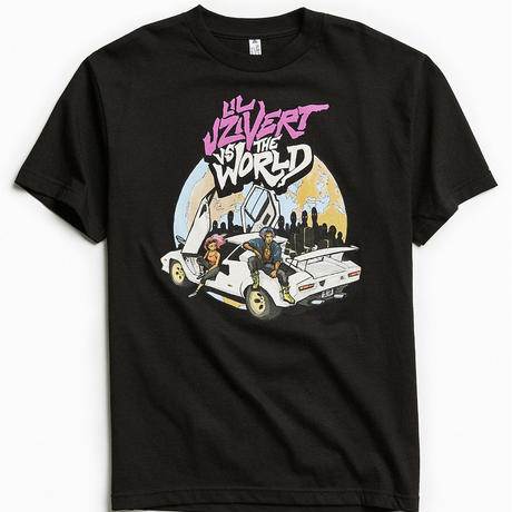 Lil Uzi Vert VS The  World Tee
