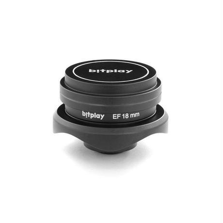 bitplay SNAP! 7・SNAP! PRO専用レンズ HDワイドアングルレンズ EF 18mm