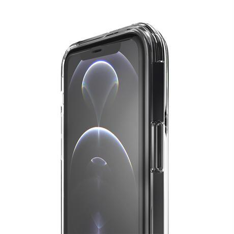 ABSOLUTE・3D Perfect Enclosure/iPhone 12シリーズ対応(3Dタイプ・ガラススクリーンプロテクター)