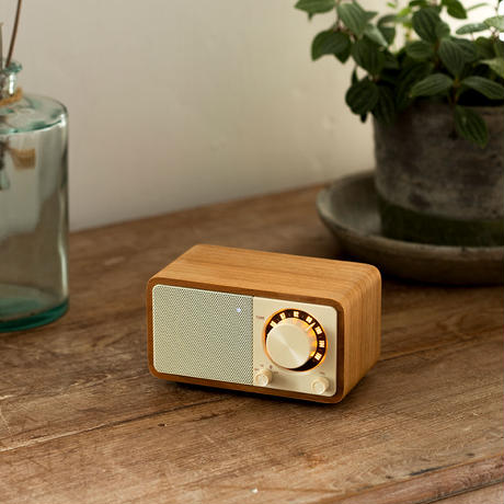 Sangean WR-301 FMラジオ・Bluetoothスピーカー
