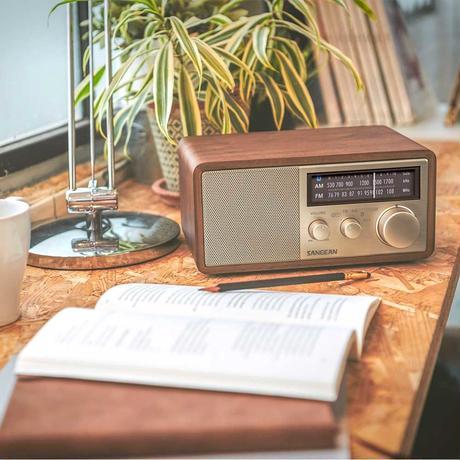 Sangean WR-302 FM/AMラジオ・Bluetoothスピーカー