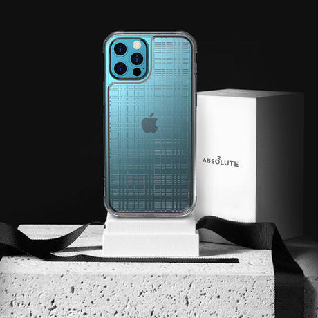 ABSOLUTE・LINKASE AIR E-collection/ ゴリラガラスiPhoneケース