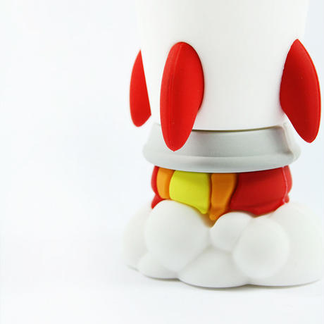 MOJIPOWER ロケット・モバイルバッテリー