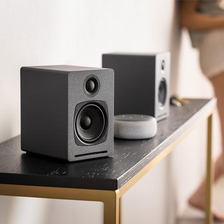 Audioengine オーディオエンジン A1 ワイヤレス・パワードスピーカー l Bluetooth aptX対応