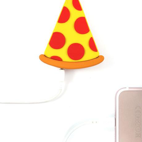 MOJIPOWER ピザ・モバイルバッテリー