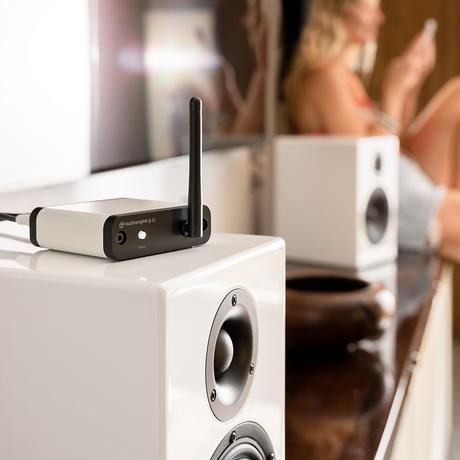 Audioengine B-Fi マルチルーム・WiFiミュージックストリーマー | Airplay, DLNA対応HiFiオーディオレシーバー