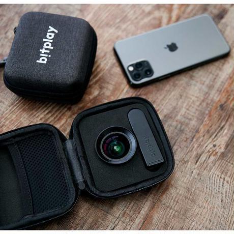 bitplay AllClip Mini・スマートフォン/タブレット用レンズアダプター