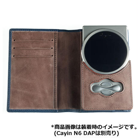 Cayin N6 DAP専用レザーケース