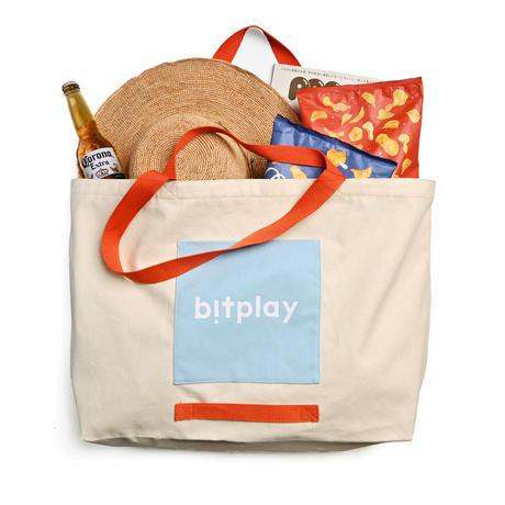 bitplay オーバーサイズトートバッグ