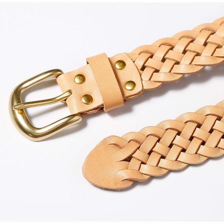 IMAGEN DE Mexico  Leather mesh belt