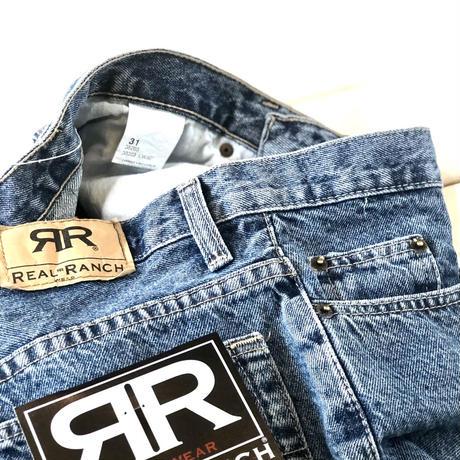REAL RANCH  workwear  DENIM PT