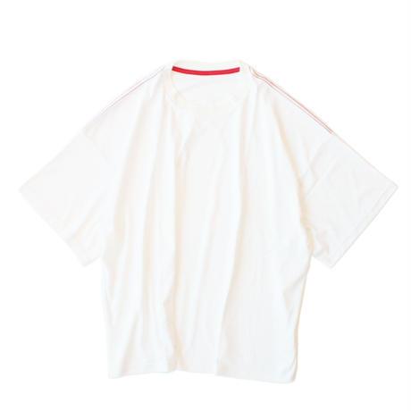 Big tee - Suvin tenjiku / White