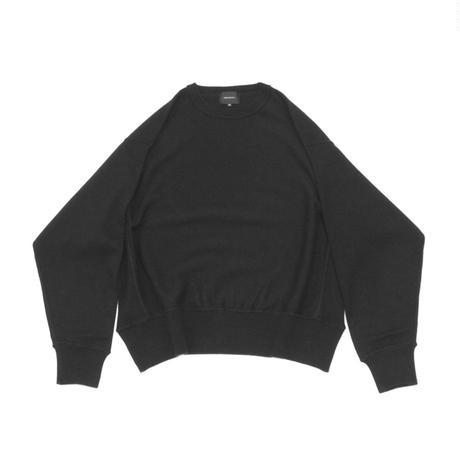 Cashmere Big Sweater / Black(Free Size)