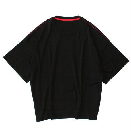 Big tee - Suvin tenjiku / Black