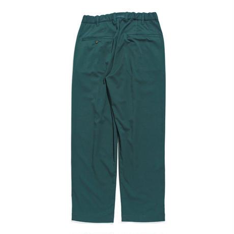 Utility trouser - TR fine twill / Green