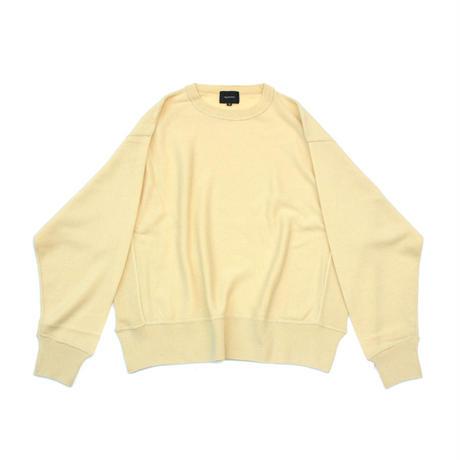 Cashmere Big Sweater / Lemon(Free Size)