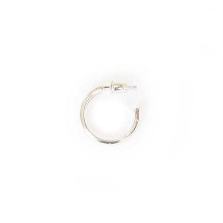Silver 925 pierced earring / Silver