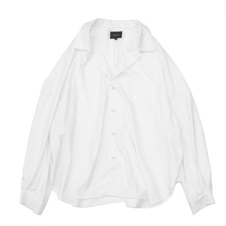 Big Shirt / White