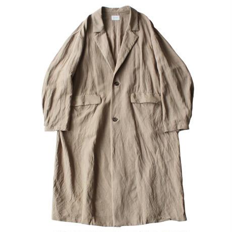 Chester overcoat / Beige