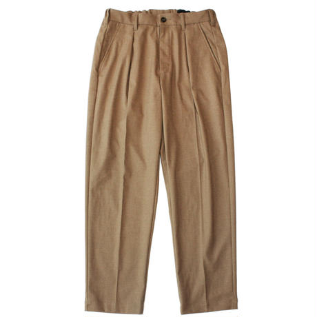 Utility trouser - Solid / Camel