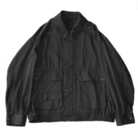 Field jacket - C/R twill / Black