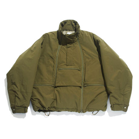 Tech jacket - Rip stop / Olive