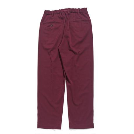 Utility trouser - TR fine twill / Purple