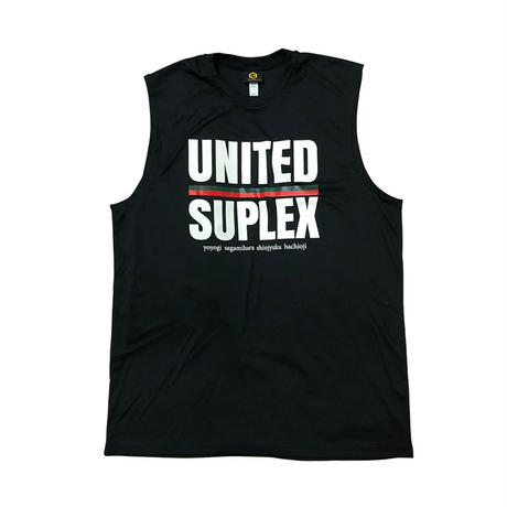 UNITED-SUPLEXノースリーブ