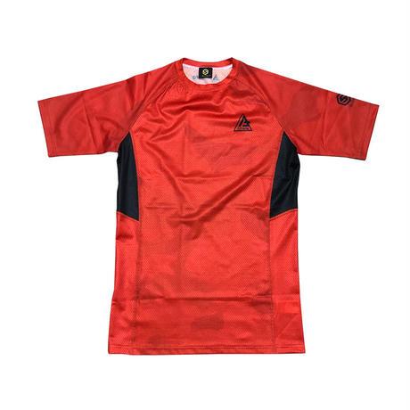 SUPEX-RUNシャツ(赤)