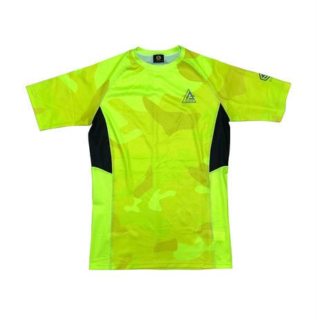 SUPEX-RUNシャツ(黄)