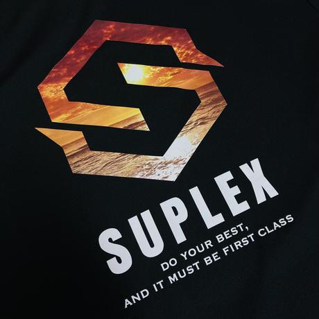 SUPLEX SUNSETドライTシャツ