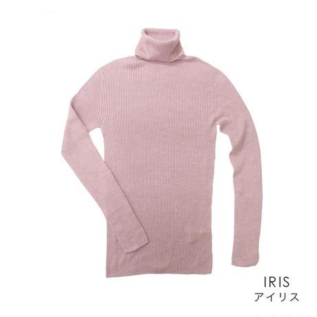 ふわふわシルクタートルネックセーター〚SW0085〛