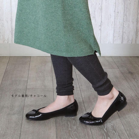 シルクレギンス10分丈(ロングパンツ)〚IN0906〛