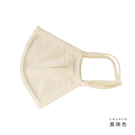 シルクのなめらかマスク(アジャスター付)〚MA1199〛Lサイズ