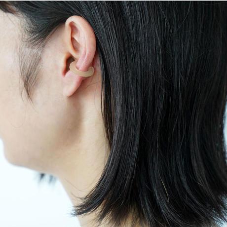 Sur/ear cuff  SR-EC01 beige / イヤーカフ Sサイズ ベージュ (片売り)