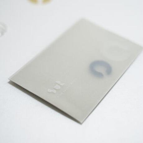 Sur/ear cuff  SR-EC01 clear / イヤーカフ Sサイズ クリア (片売り)
