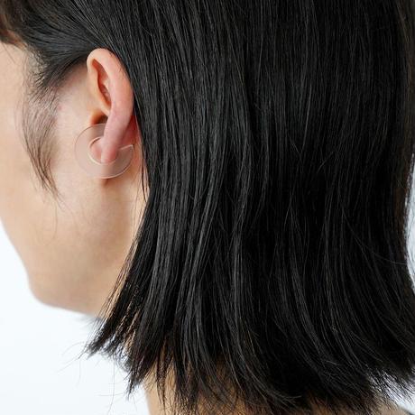 Sur/ear cuff  SR-EC02 clear / イヤーカフ Lサイズ クリア (片売り)