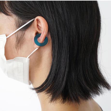 Sur/ear cuff  SR-EC02 blue / イヤーカフ Lサイズ ブルー (片売り)