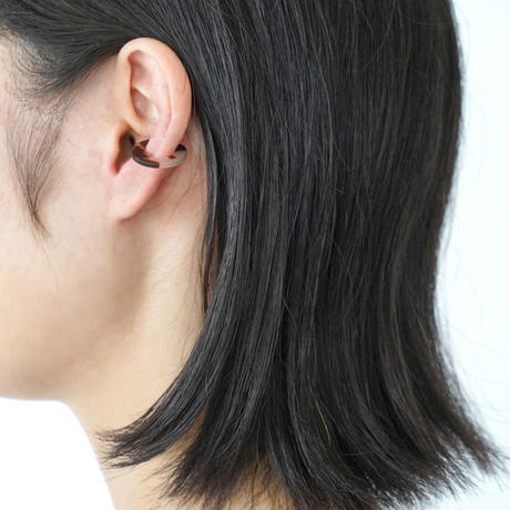 Sur/ear cuff  SR-EC01 cow / イヤーカフ Sサイズ カウ (片売り)