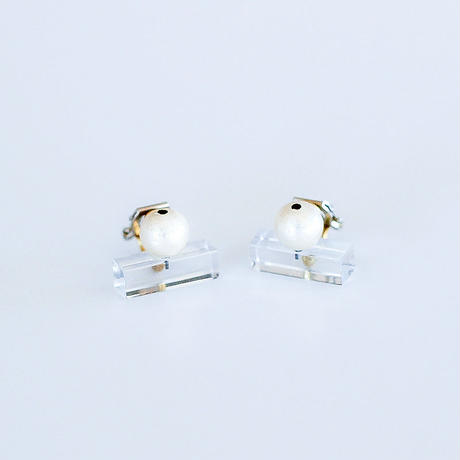 Sur/earrings SR-EA2(CL)