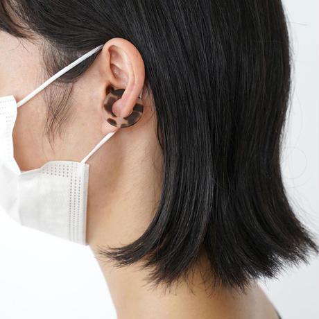 Sur/ear cuff  SR-EC02 cow / イヤーカフ Lサイズ カウ (片売り)