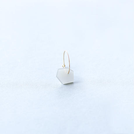 Sur/hoop pierce  HP-P2 /ピアス・片売り