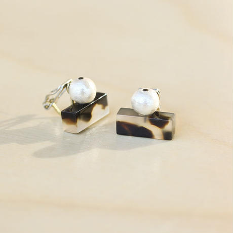 Sur/earrings SR-EA2(CW)