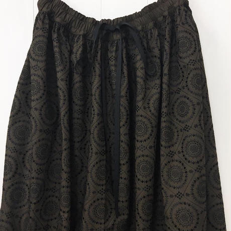 gathered skirt / 03-8307003